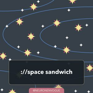 first contraband space sandwich