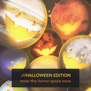Halloween edition — exoplanets of horror