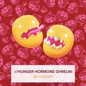 hunger hormone ghrelin: be hungry