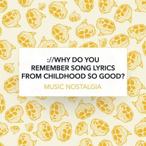 music nostalgia